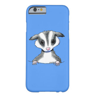 Pocket Sugar Glider Barely There iPhone 6 Case