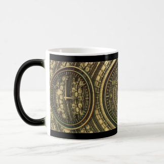 Pocket watch Gold Steampunk Clocks Coffee Mug