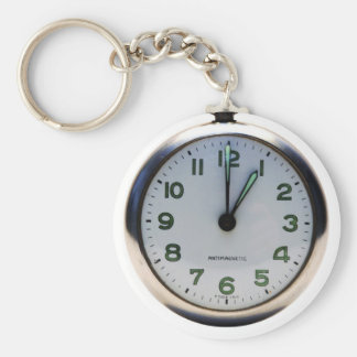 Pocket Watch Keychain