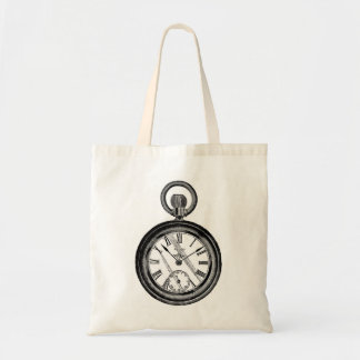 Pocket Watch Tote II