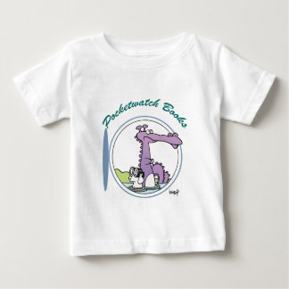 Pocketwatch books logo baby T-Shirt