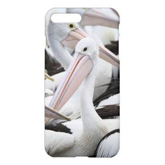 Pod of Pelicans iPhone 8 Plus/7 Plus Case