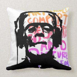 podalmighty.net MUSIC AND ART pillow