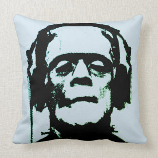 podalmighty.net MUSIC SOOTHES MONSTERS pillow