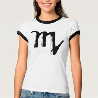 PODALMIGHTY.NET SCORPIO STAR CROSSED ZODIAC T-Shirt
