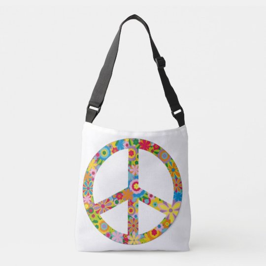 podalmighty.rocks off topic PEACE CROSS BODY BAG