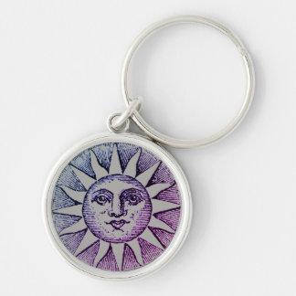 podalmighty.rocks STAR CROSSED SUN SIGN KEYCHAIN 3