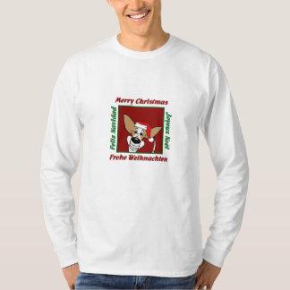 Podenco Christmas T-Shirt