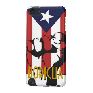 Poder Boricua iPod Touch (5th Generation) Cover