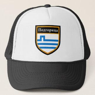 Podgorica Flag Trucker Hat
