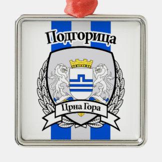 Podgorica Metal Ornament