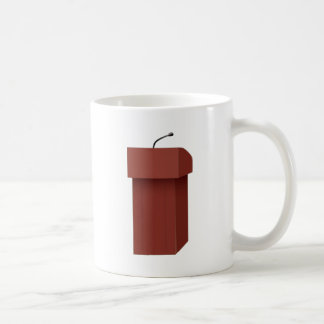 Podium Coffee Mug