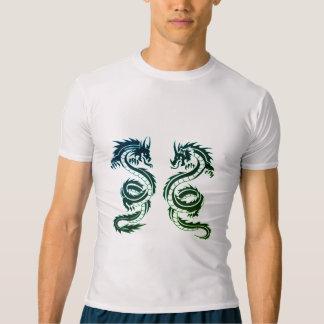 PODPILOTS.COM dream in metaphors double dragon T-shirt