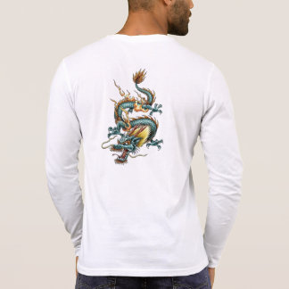 PODPILOTS.COM dream in metaphors dragon henley T-Shirt