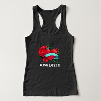 podpilots.com WINE LOVER T-SHIRT WITH TAT ART