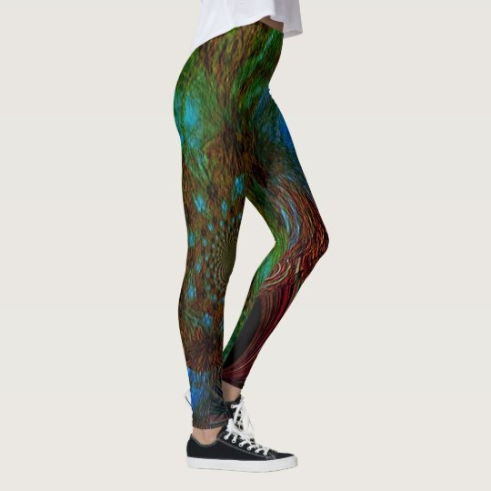 """Pods and Silks"" Leggings"