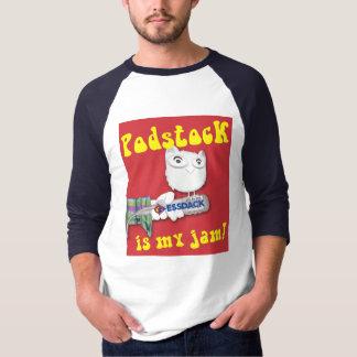 Podstock is my jam! T-Shirt