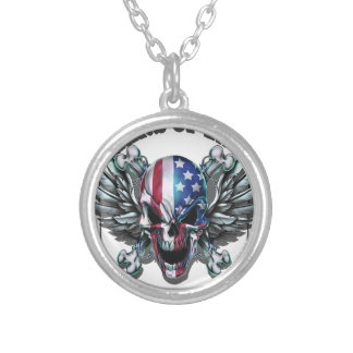 POE 2017 SILVER PLATED NECKLACE
