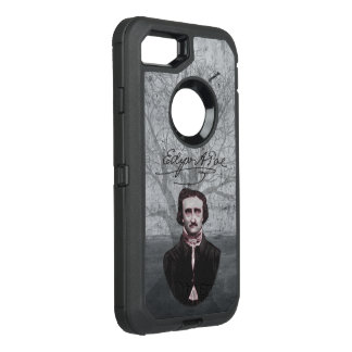 Poe Beyond the Grave OtterBox Defender iPhone 7 Case