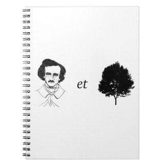 Poe-et-Tree Notebook