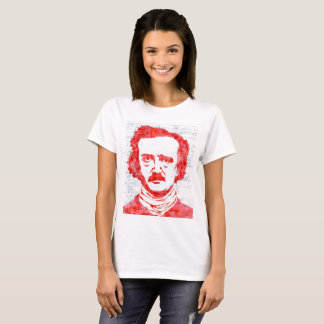 Poe in Red T-Shirt