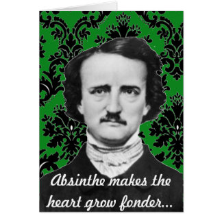 Poe Long-Distance Relationship Valentine Card