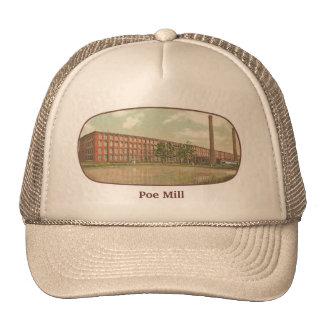 Poe Mill Cap Trucker Hat