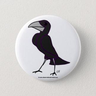 Poe the Raven Button