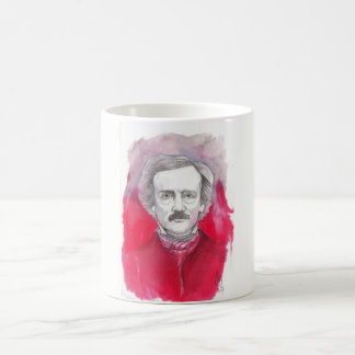Poe to take away by CalaveraDiablo Coffee Mug