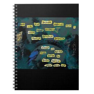 Poe's Raven Notebook