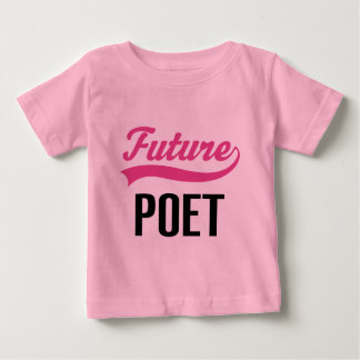 Poet (Future) Child Baby T-Shirt