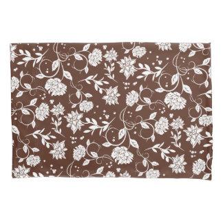 Poetry Garden Flower Pillowcase