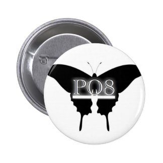 Poetry Gift 2 Inch Round Button