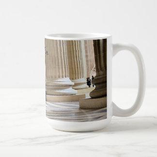 Poetry In Paris Coffee Mug