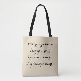 Poetry Tote