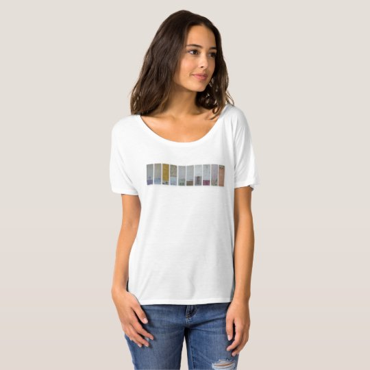 poetry wall expanse T-Shirt