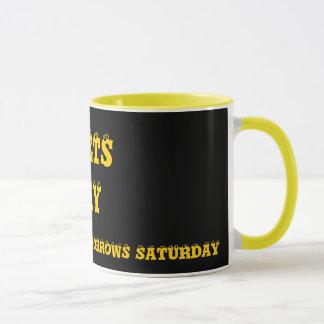 Poets Day Mug