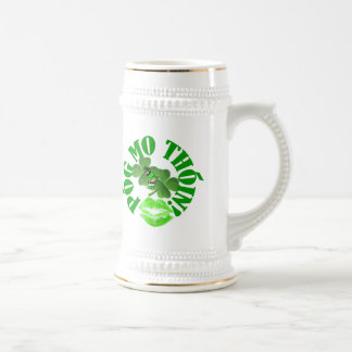 Pog mo thoin beer stein