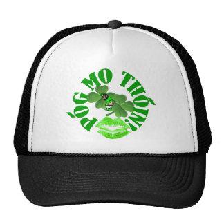 Pog mo thoin St Patricks day Trucker Hat