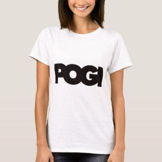 Pogi - Black T-Shirt