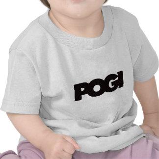 Pogi - Black Tshirt