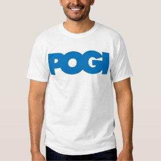 Pogi - Blue Tee Shirt