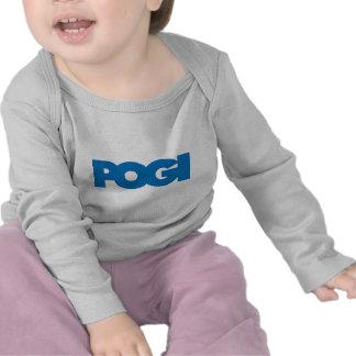 Pogi - Blue Tshirt