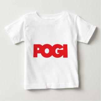 Pogi - Red Baby T-Shirt