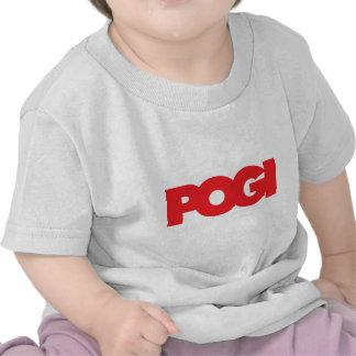 Pogi - Red T Shirts