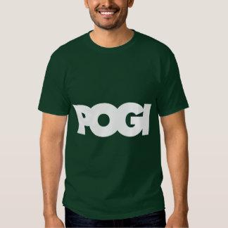 Pogi - White Tee Shirt