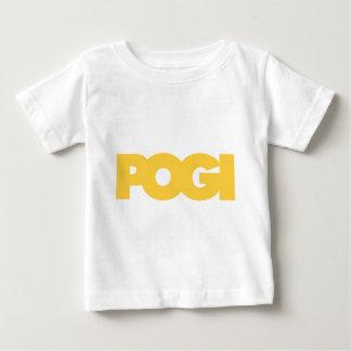 Pogi - Yellow Baby T-Shirt