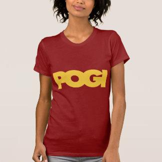 Pogi - Yellow T-Shirt