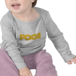 Pogi - Yellow T-shirts