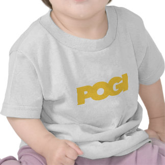 Pogi - Yellow Tshirts